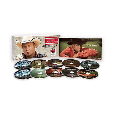 Garth Brooks The Ultimate Collection 10 Disc Box Set Target Exclusive NEW SEALED