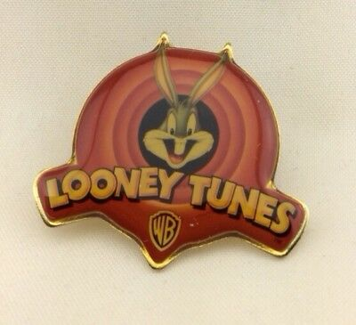 Vintage NEW 1996 Warner Bros TM BUGS BUNNY Looney Toons PIN Lapel