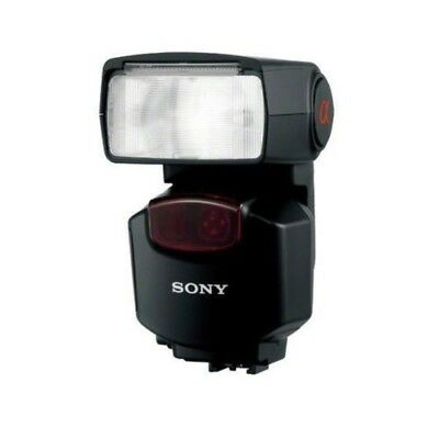 USED Sony HVL-F43AM Sony Alpha System for Alpha DSLR Excellent FREE SHIPPING