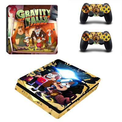 Xbox One Kinect Controllers Gravity Falls Dipper Mabel Vinyl Decal Stickers Set Faceplates, Decals & Stickers Video Game Accessories