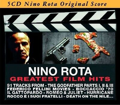 Nino Rota (1911-1979) - Complete Movie Hits (Musik-CD)