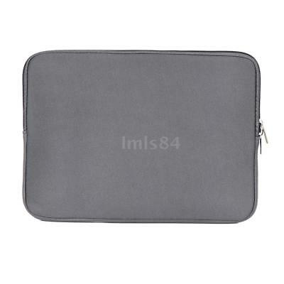 "14"" Portable Zipper Soft Sleeve Bag Protecter Case Pouch fr Laptop Notebook G3W1"