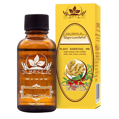 100% Natural Plant Therapy Lymphatic Drainage Ginger Essential Oil 30ml