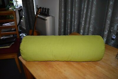 Organic Cotton Yoga Bolster