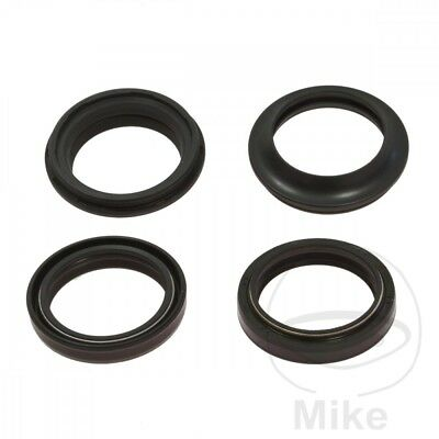 Tourmax Front Fork Oil Seals Dust Cap FSD-054R Yamaha MT-07 700 A ABS 2014