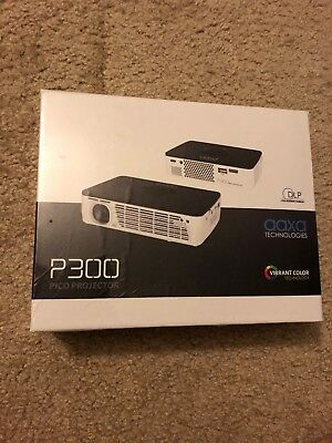 AAXA P300 Pico LED Projector, Brand new, Unopened