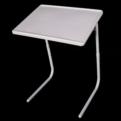 Portable Foldable Laptop Notebook PC Desk Table Adjustable Stand Bed Tray US