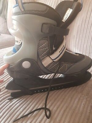 Bsquare ice Skating Boots. Size 10