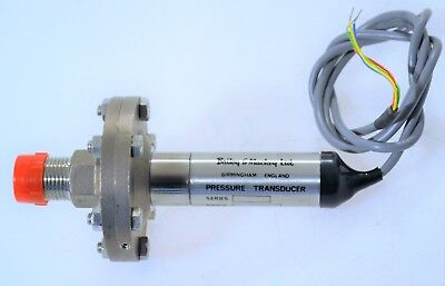 Bailey & Mackey Ltd Pressure Transducer