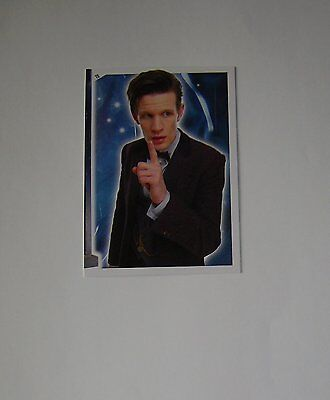 Doctor Who Alien Attax 50th Anniversay set - Tardis puzzle card T6
