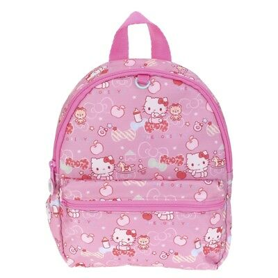 Sanrio Baby Hello Kitty 28H x 22W x 11Dcm Polyester Backpack (S), 9-7146-1