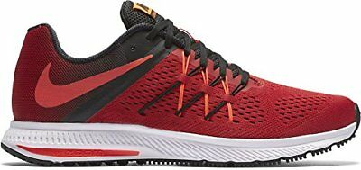 aeb99faa3e7df NIKE 831561-601  ZOOM Winflo 3 III Red Black Fashion Running Sneakers Men -   144.27