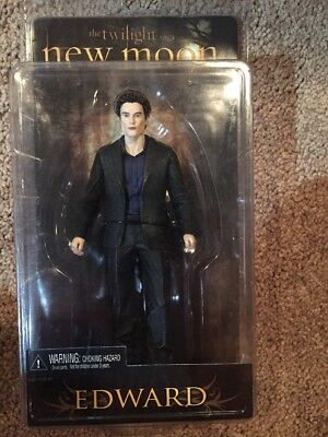The Twilight Saga New Moon Edward Action Figure GET IT FAST ~ US SHIPPER