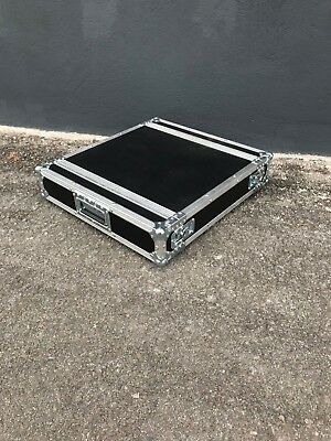 GT-Case 19 Zoll Rack, 2 HE, DD, 390mm - Flightcase  (5)