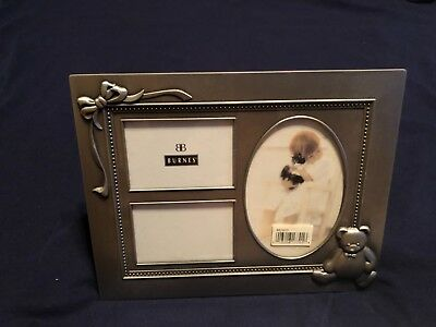 Baby Picture Frame (Silver)