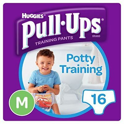 Huggies Pull-Ups Day Time Medium Potty Training Pants for Boys
