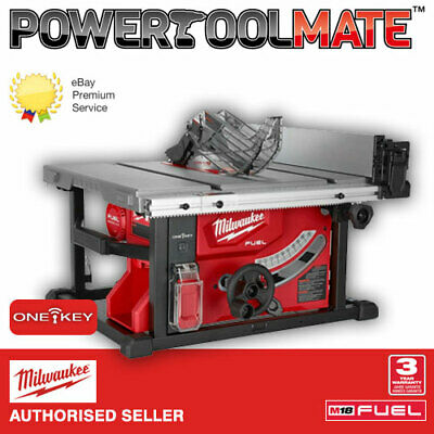 Milwaukee M18FTS210-0 One Key 209.5mm Table Saw