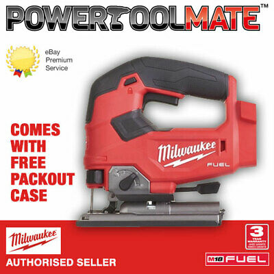 "Milwaukee M18FJS-0 'FUEL' Cordless Jigsaw with "" FREE "" Case"