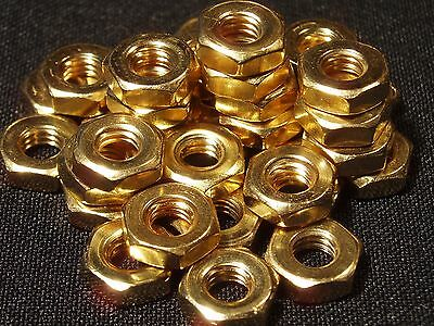 50 Grams: Gold Plated Nuts Scrap Recovery Salvage Refine CPU Vintage 70's Xlnt