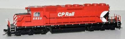 Bowser 24477 HO CP Rail Executive Line GMD SD40-2 with Sound Diesel Locomotive #