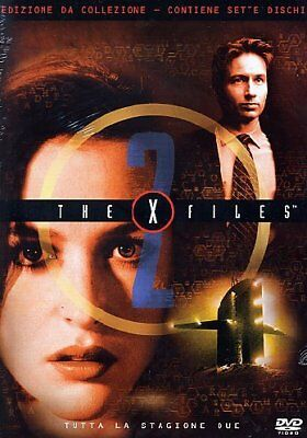 Dvd X Files - Stagione 02 (7 Dvd)