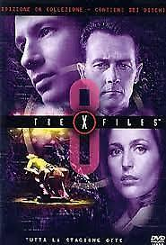 Dvd X Files - Stagione 08 (6 Dvd)