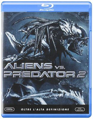 Blu-Ray Aliens Vs. Predator 2