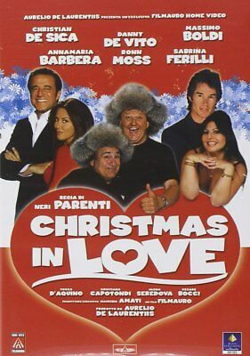 Dvd Christmas In Love