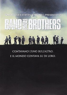 Dvd Band Of Brothers - Fratelli Al Fronte (6 Dvd)