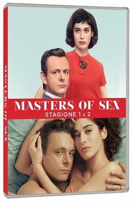 Dvd Masters Of Sex - Stagione 01-02 (8 Dvd)