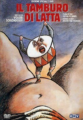 Dvd Tamburo Di Latta (Il) (2 Dvd)
