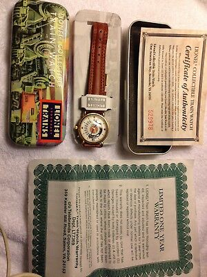 Lionel Collectable Train Watch ,complete & New