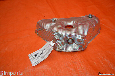 15 16 Hyundai Sonata 2.4L Oem Exhaust Manifold Heat Shield