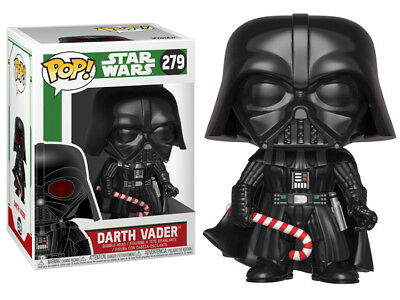 Pop! Star Wars: Holiday Darth Vader (In Stock!) Vinyl Figure