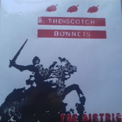 The Scotch Bonnets  - the district EP / Halloween Sale - Punk, Oi!, HC
