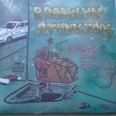 Brooklyn Attractors Xmas inna babylon vol 1 EP / Halloween Sale - Punk, Oi!, HC