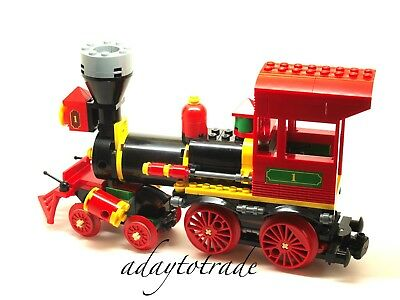 Lego Toy Story Train From Set 7597 Front Carriage Only No