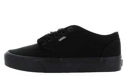 65a71f89312ea7 MEN S VANS ATWOOD Vn000Tuy186 (Canvas)Black black Deadstock Brand ...