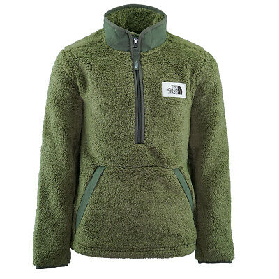 The North Face Boys' Campshire 1/4 Zip Pullover