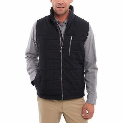 Orvis Men's Quilted Vest - BLACK (Select Size) * FAST SHIPPING *