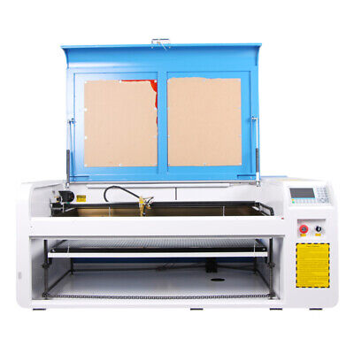 Reci 100W C02 Laser Engraving Cutter Machine With Unlimited Length Design US/EU
