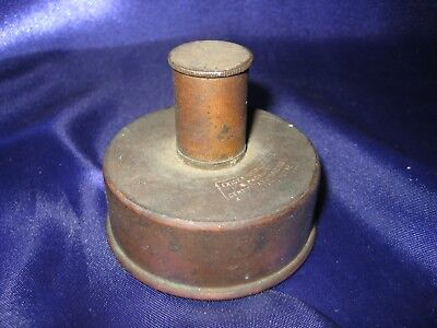 Vintage Scientific Brass Burner - Scientific Instrument