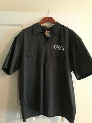 Brand New Nimble Hill Brewing Company Dickies Work Shirt XL Tunkhannock, PA
