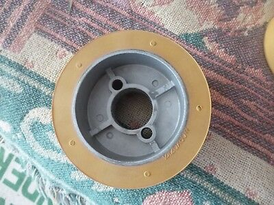 Powermatic Table Saw rubber Power feed Feeder wheels Comatic Grizzly