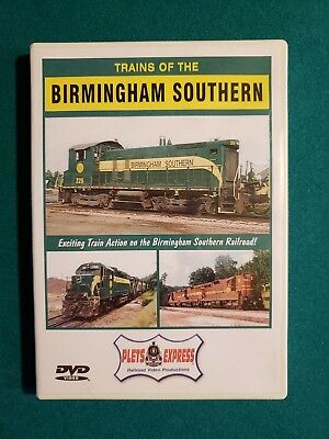 Trains Of The Birmingham Southern DVD