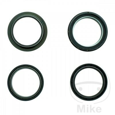 All Balls Front Fork Oil Seals & Dust Cap 56-137 Suzuki GSR 600 2007