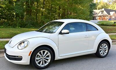2014 Volkswagen Beetle - Classic 2.0L TDI 2014 Volkswagen Beetle 2.0L TDI Turbo Diesel Automatic Only 4,988 Miles