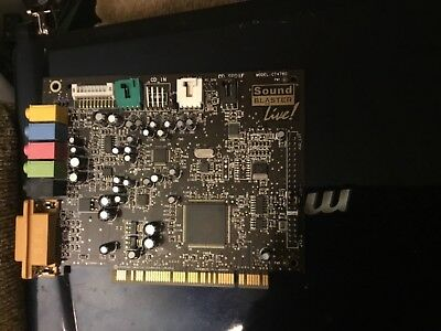 CREATIVE LABS MODEL NUMBER CT4780 WINDOWS 7 64 DRIVER