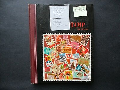 ESTATE: WORLD Selection in Album, HEAPS, needs sorting, excellent quality (6014)