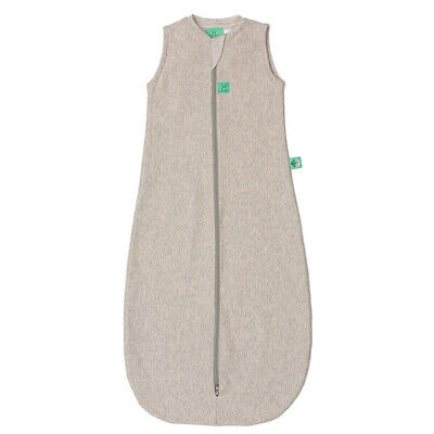 ErgoPouch 1.0 TOG Baby Jersey Organic Sleeping Bag 8-24m w/ Room Thermometer GY